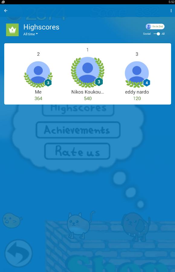 Catvengers - στιγμιότυπο οθόνης