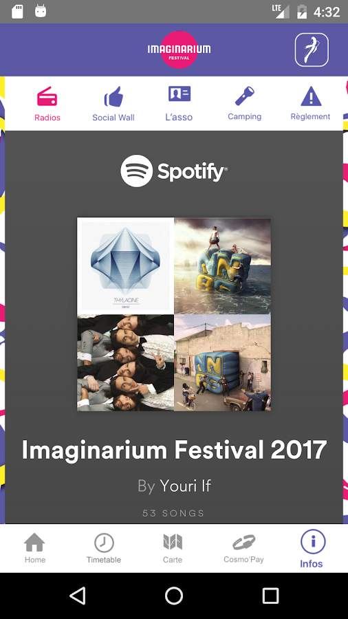 Imaginarium Festival- screenshot