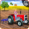 Real Tractor Farming Drive 3D