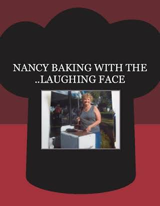 NANCY  BAKING  WITH THE ..LAUGHING FACE