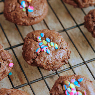 Double Dark Chocolate Chip Cookies Recipes