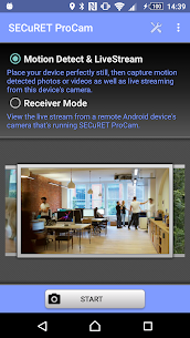 SECuRET ProCam 2.1.1 APK Mod Updated 1