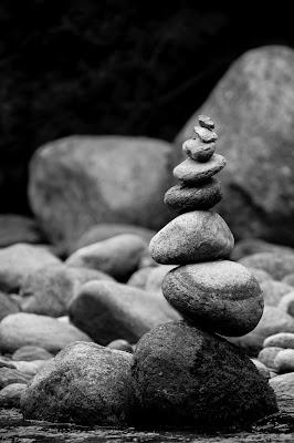 Stone Balancing di Barbara Surimi