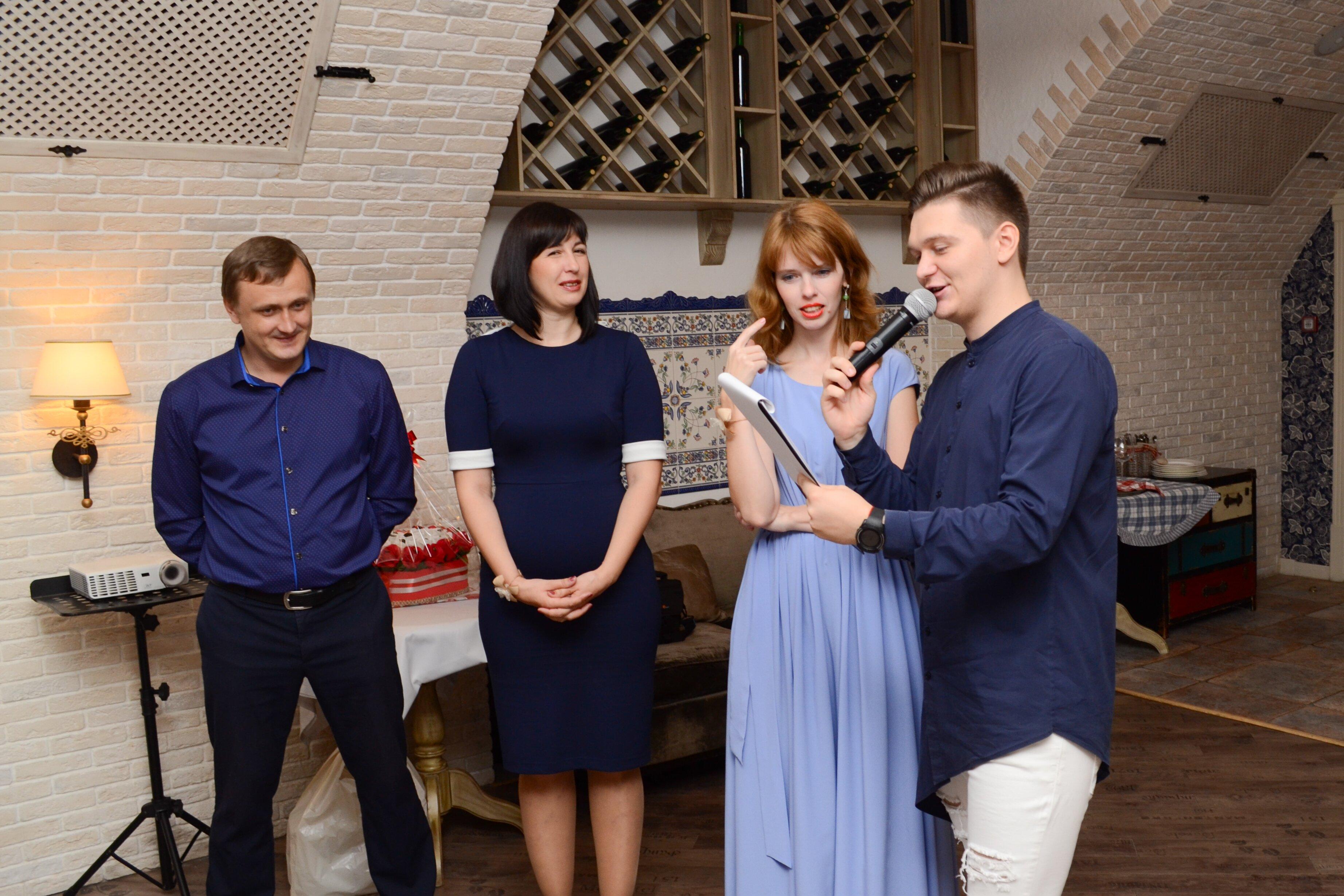 Антон Левицкий в Ростове-на-Дону