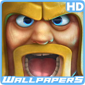Clashpapers - Clans & Royale Wallpapers HD