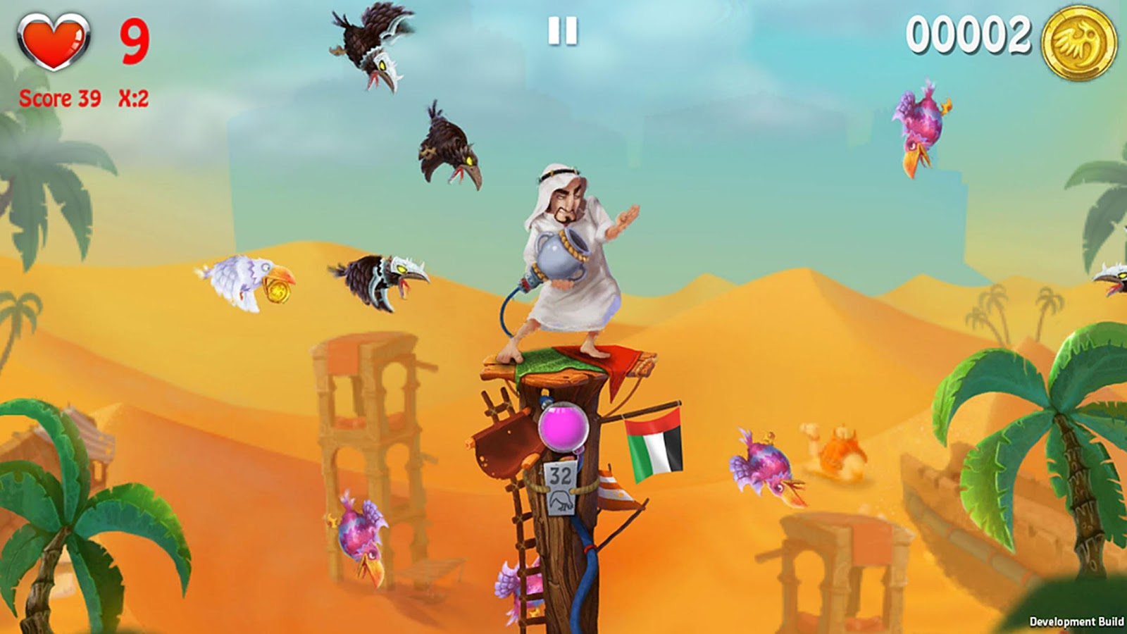 Arabian Heroes- screenshot