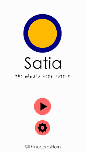 Satia - the mindfulness puzzle