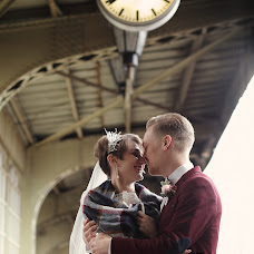 Wedding photographer Anna Bunski (AntoninaVo). Photo of 12.12.2017