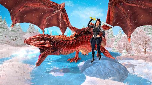 Flying Dragon Games: capturas de pantalla de City Action 3D 4