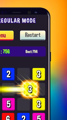 Impossible Nine: 2048 Puzzle screenshot 2