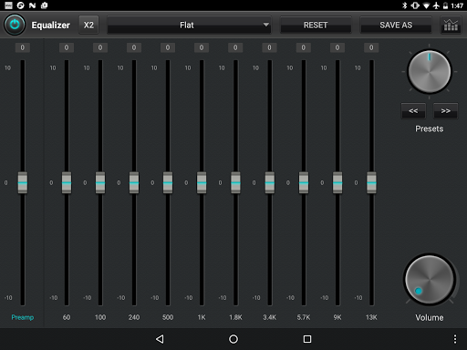 jetAudio screenshot 13