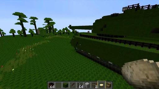 Tank Ideas - Minecraft