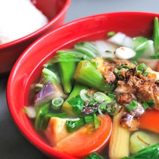 Asian-Inspired Hot and Sour Soup
