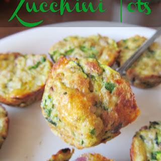 Zucchini Tots Recipe