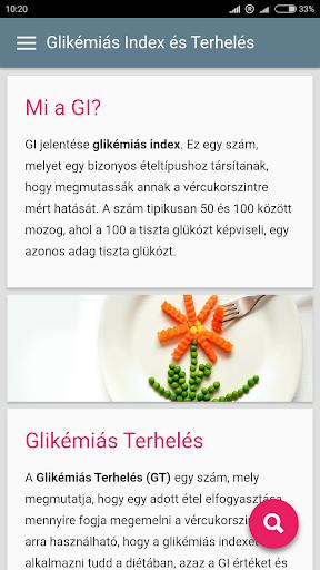 glikémiás index diéta vélemények