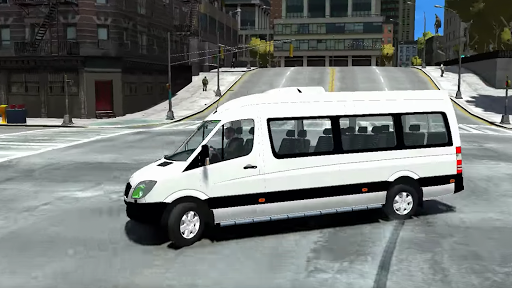Sprinter Bus Transport Game modavailable screenshots 7