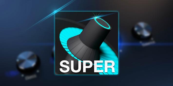 Download too loud volume: super high speaker( super loud