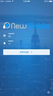 NewMobile - náhled