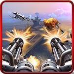 Navy Gunner Shoot War 3D 1.0 Apk