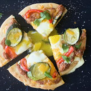 Low Fat White Pita Pizza Recipes