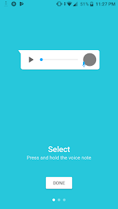 Transcriber for WhatsApp Download For Android 2