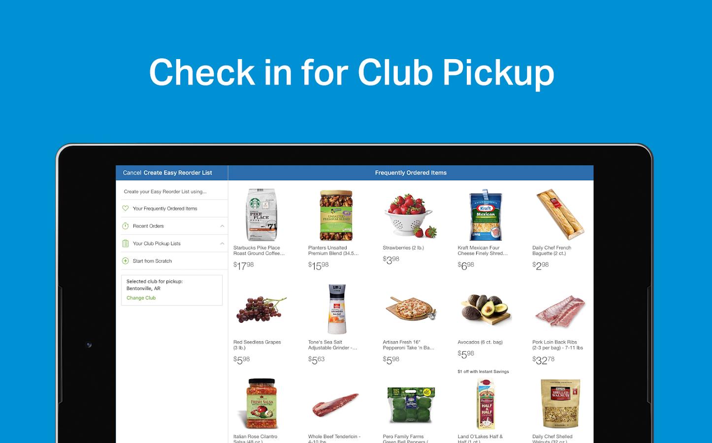 Sam S Club Wholesale Instant Savings Bulk Items Aplicaciones  # Kohl Muebles Farmacia