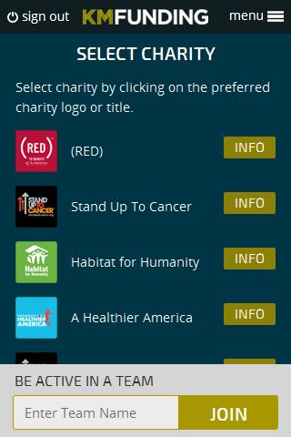 【免費健康App】Kilometre Funding-APP點子