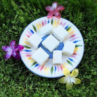 Pineapple Lychee Haupia