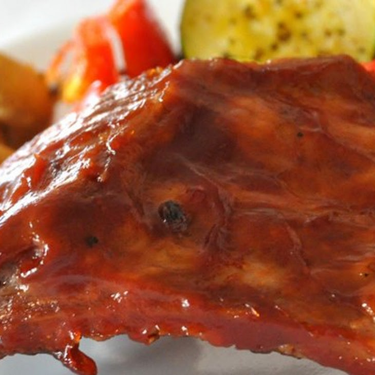 Spoiled Baby Back Ribs