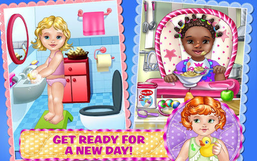 Baby Care & Dress Up Kids Game - screenshot