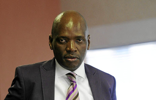 Hlaudi Motsoeneng is fighting his dismissal at the CCMA.