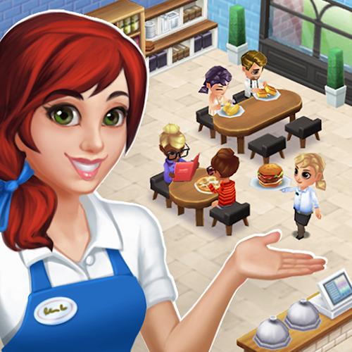 Food Street - Restaurant Management & Food Game 0.50.8