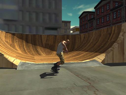 Aggressive Inline Skating 1.1 screenshots 4