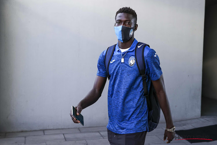 Un jeune milieu offensif de l'Atalanta dans le viseur d'Anderlecht