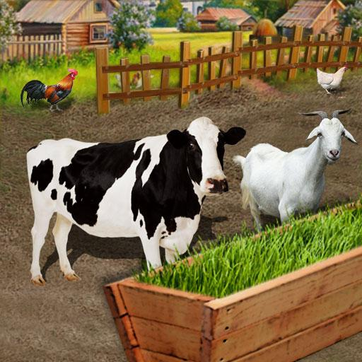 Animal Farm Fodder Growing