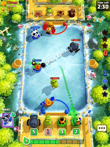 Rumble Hockey 1.6.2.1 screenshots 12