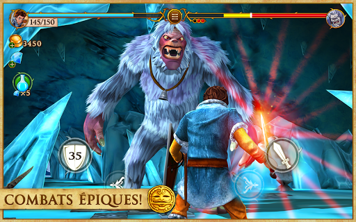 Beast Quest  captures d'écran 4