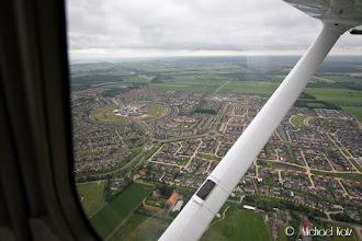 Photo: Tross lavt skydekke og usikkerhet om vi kom oss til England denne dagen.