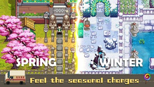 Harvest Town Mod Apk Download For Android and Iphone 5