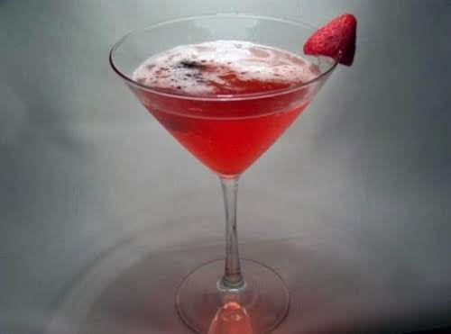 """A Little Fruity Martini """"This is my idea for a martini. No..."""