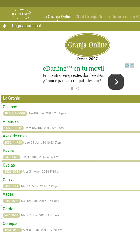 Granja Online- screenshot