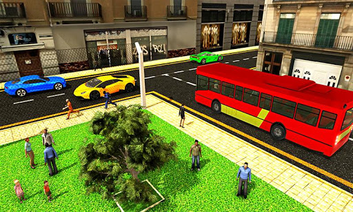 City Bus Driving Simulator: vr box games 1.3 screenshots 2