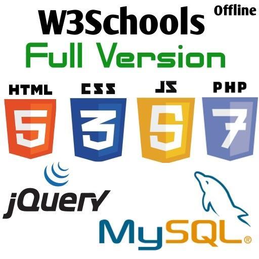 W3Schools Fullversion(Offline)