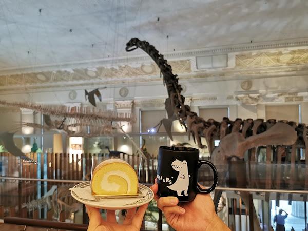 台灣博物館_石尚恐龍主題餐廳