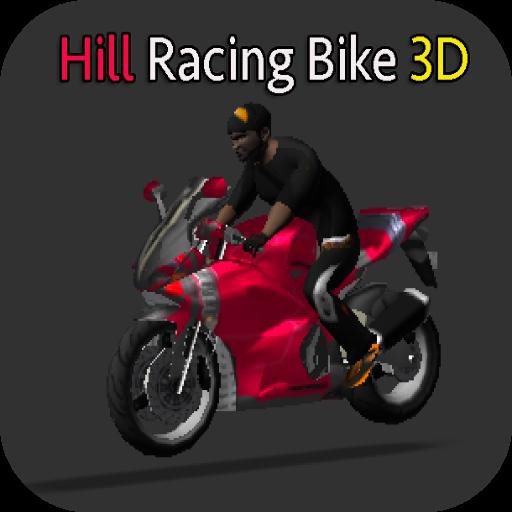 Hill Racing Bike 3D