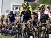 La deuxième étape du Tour de Grande-Bretagne a vu Meyer s'imposer