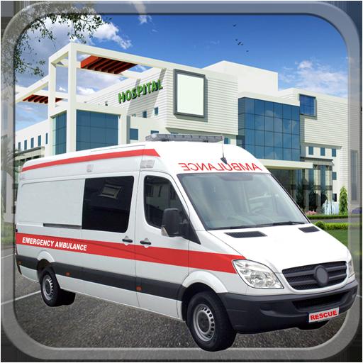 患者レスキュー救急車 模擬 App LOGO-APP試玩