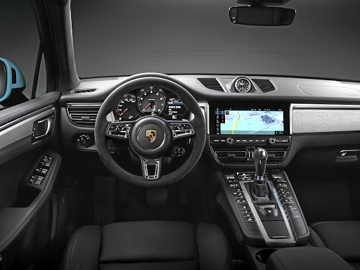 The interior gets a re-designed dashboard incorporating the 11-inch touchscreen infotainment system from the Cayenne and Panamera. Picture: PORSCHE