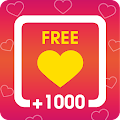 LikesBooster Free - Get More Likes using Hashtags APK