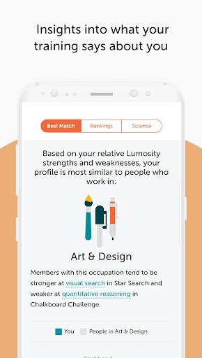 Lumosity screenshot 8